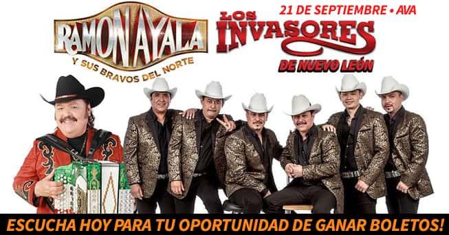 Ramon Ayala tickets 9/16-9/18