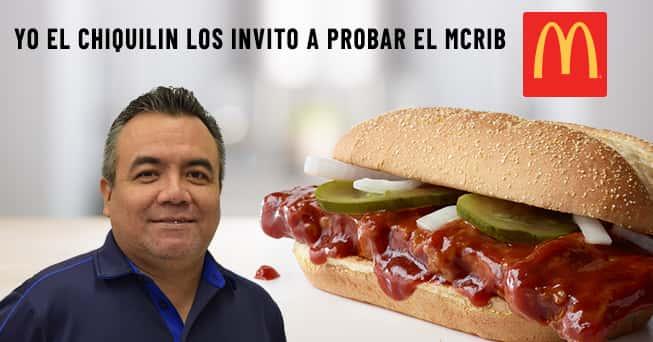 McRib Chiquilin B