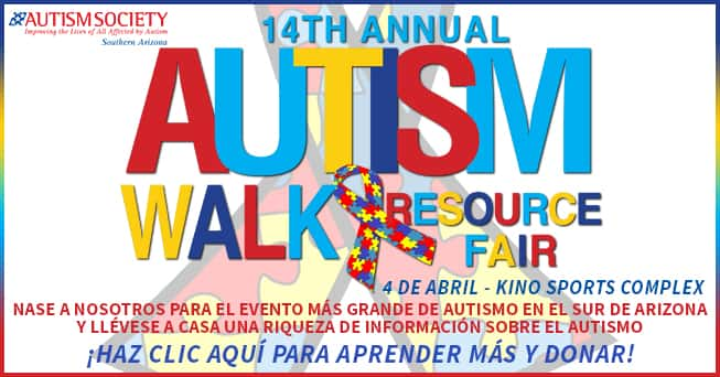 14 Annual Autism Walk & Resource Fair