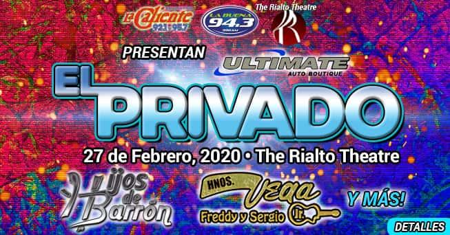 El Privado Feb 27