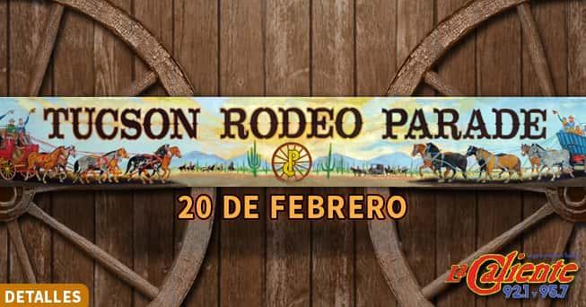 Tucson Rodeo Parade 20 de Febrero 2020