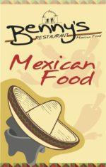 Benny's Mexican Restaurante