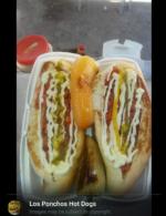 Los ponchos hot dogs