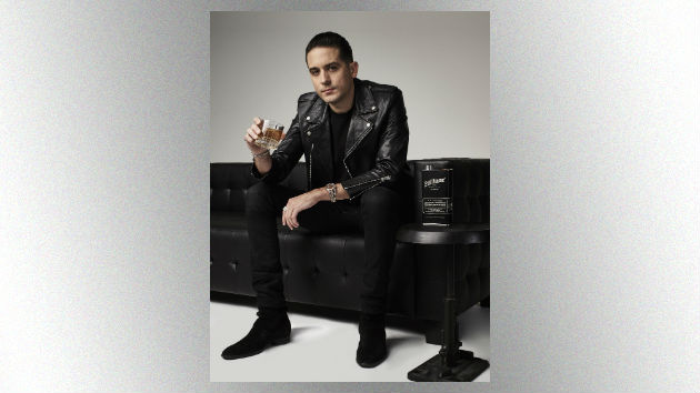 The Beautiful and Drunk: G-Eazy teams with whiskey company to