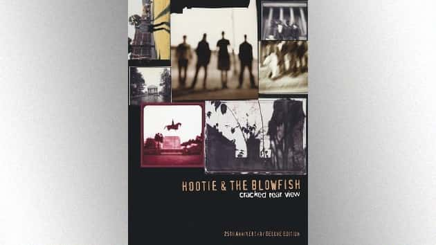 Hootie The Blowfish S Cracked Rear View Getting 25th