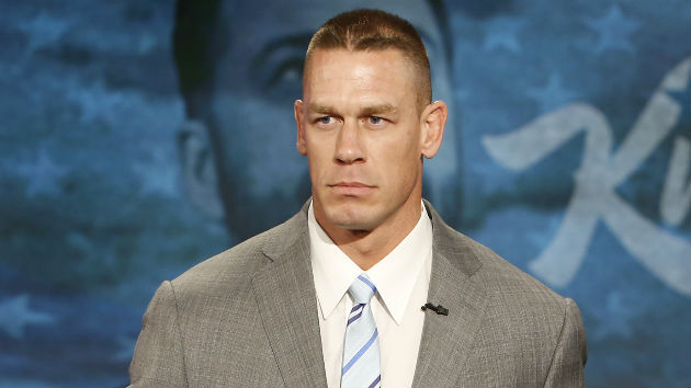 Not Playing With Fire John Cena Pledges To Donate