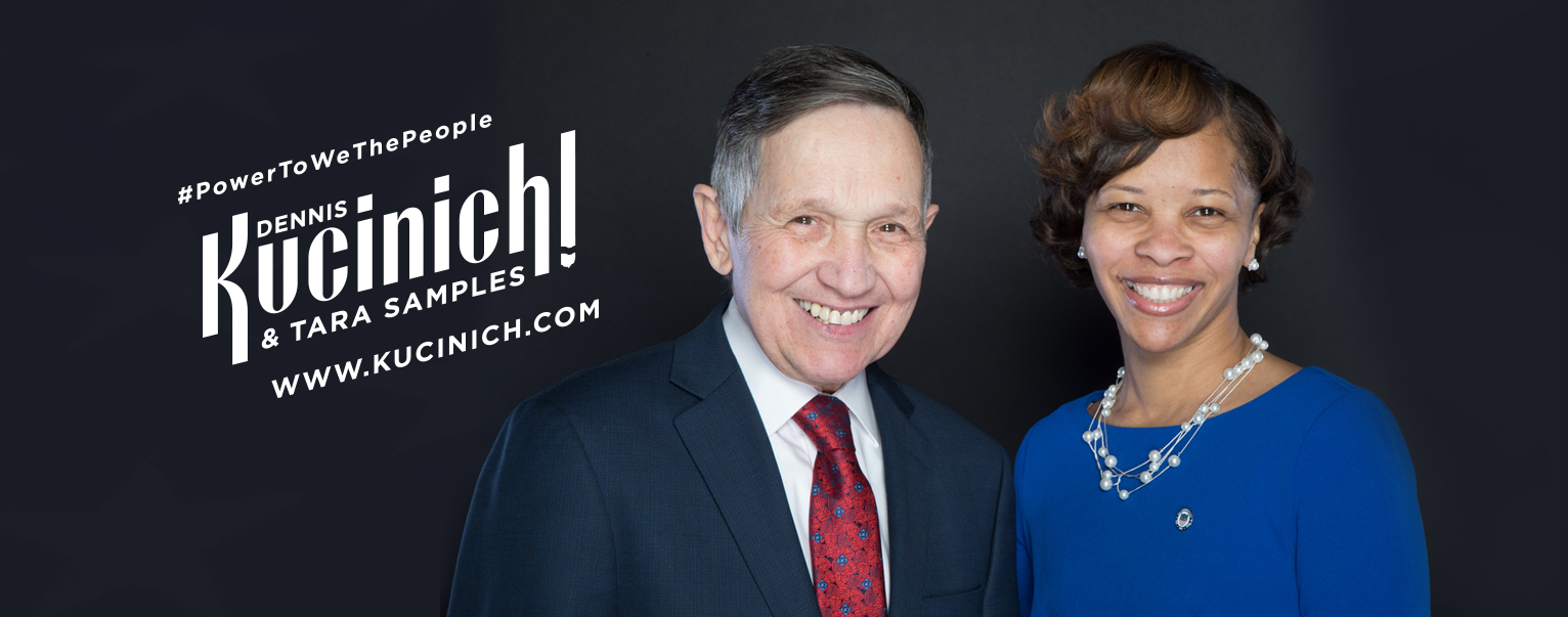 Dennis Kucinich for Governor