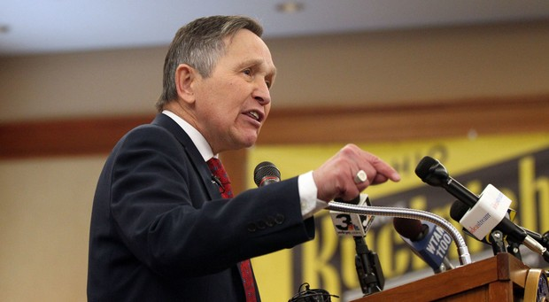 Dennis Kucinich Criminal Justice Policies and Programs