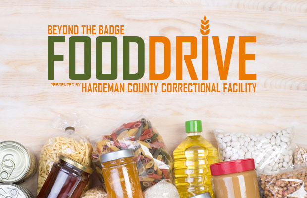 Food Drive for Beyond the Badge