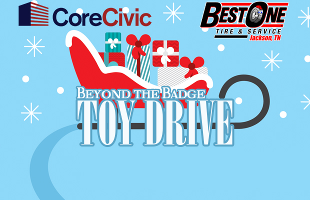 Beyond the Badge Toy Drive