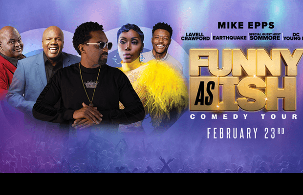 Mike Epps Comedy Tour at Landers Center