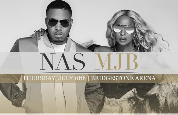 WIN Mary J. Blige & Nas tix with STYLZ MENSWEAR!