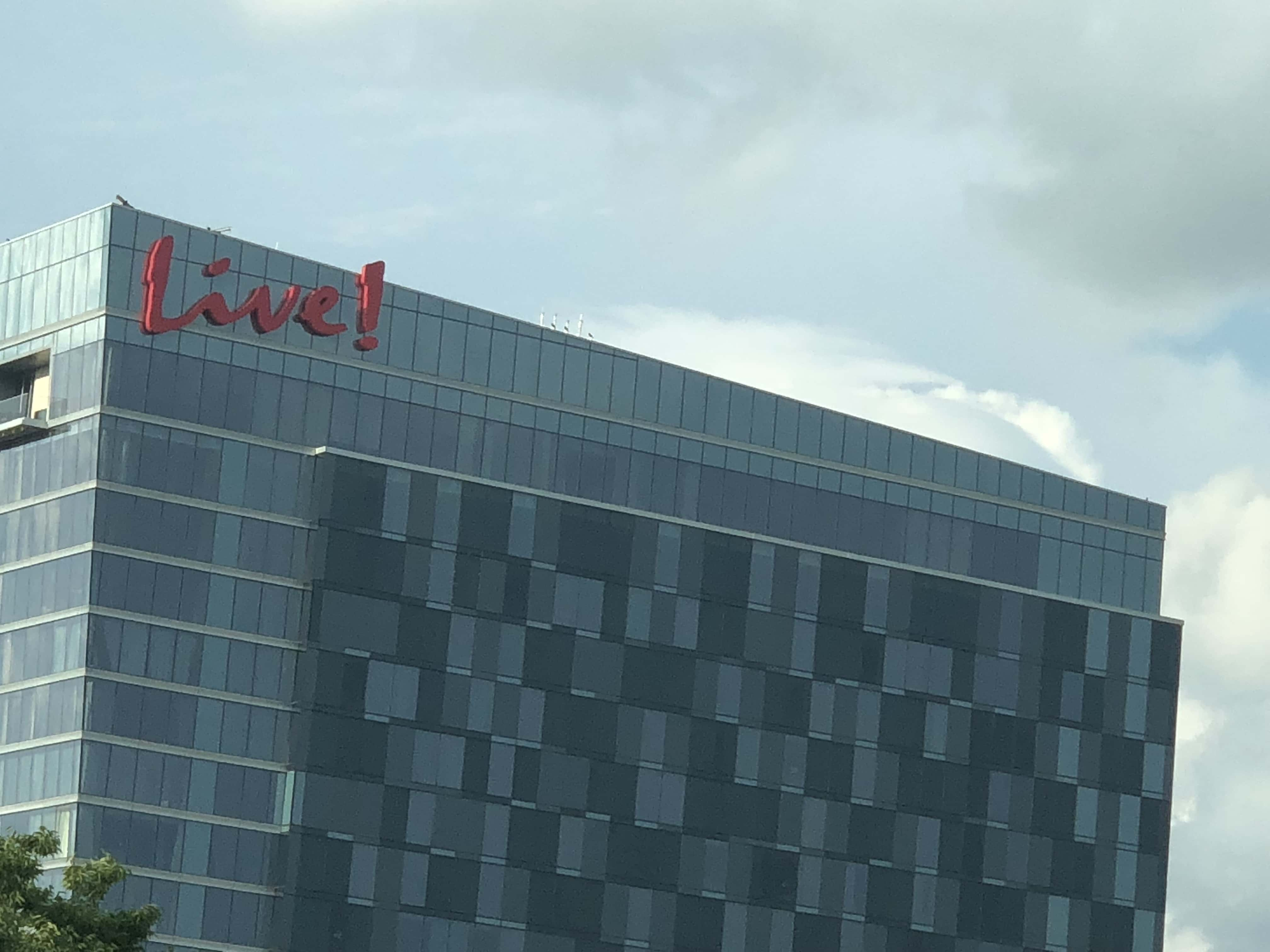Live Casino Hotel At Arundel Mills 100 7 The Bay