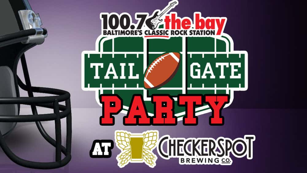 100 7 The Bay - Baltimore's Classic Rock Station