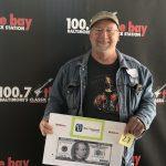 IMG_5129: Grand Prize Winner Richard L. of Reisterstown