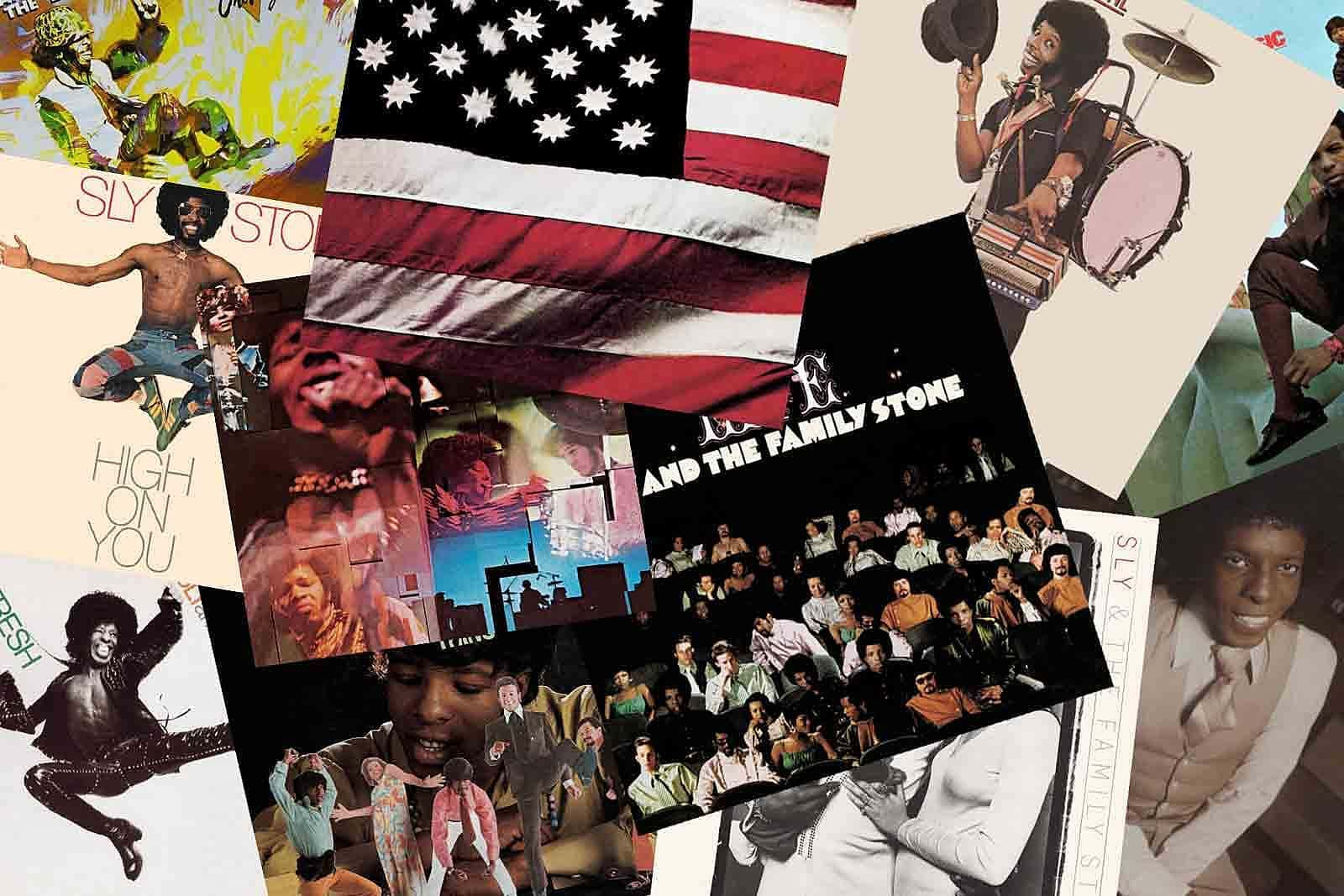Sly and the Family Stone Albums Ranked Worst to Best | 100 7