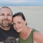 Tim Ganske Jr. with wife Kari from Westminster: WEIS Gift Card Winner # 3