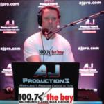 AJ-Weekends: The DJ