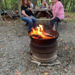CampingAtLittleOrleansCampGround