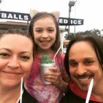 snOwball fun with Matt Davis & Family