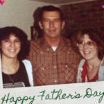 Bay Listener Melinda and her Dad