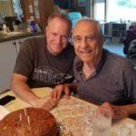 Mike Brilhart & his Dad