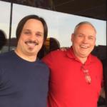 Matt Davis and his Dad