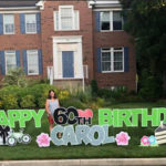 Carol Celebrates 60: Staycation at Home