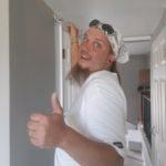 Painter Shawn Frazier from Remington: Backyard Staycation Winner #11