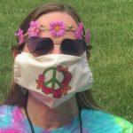 Love, Peace & Mask: Denise Loves The 70s