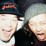 Chris Emry & Sam Kinison: In Holywood at the Roosevelt Hotel for the 1990 Grammys!