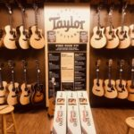 The Taylor Guitar Room