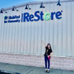 Colleen at ReStore Aberdeen