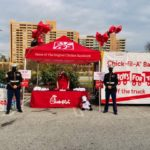 Chick-fil-A Toys For Tots Stuff The Truck