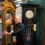 The Last Show-Father Time Chris Emry at the Home & Garden Show: Time Stands Still.