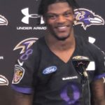 Lamar and the Ravens started 2020 off with a bang.