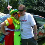 Clowning Around With Mike