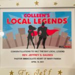 Colleen Carew Local Legends Award: It could be someone you know next!