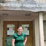 Director and Naturalist Jessica Jeanetta is our tour guide too.