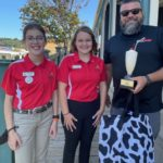 Thank you to the Maryland State Fair and the Dairy Association North East!