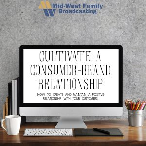 cultivate a consumer-brand relationship