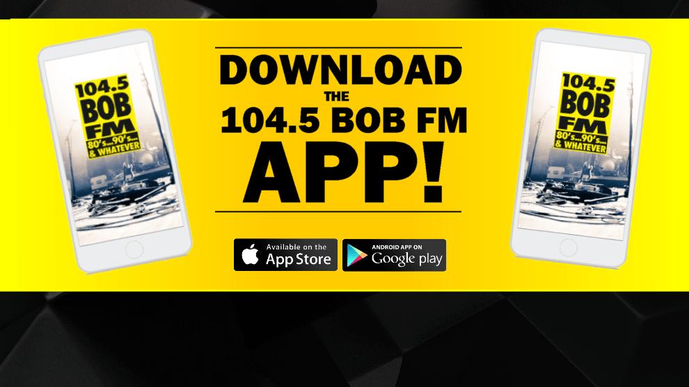 104 5 Bob FM 80's 90's   Whatever