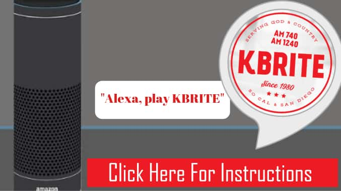 Alexa KBRITE Radio
