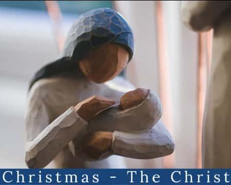 Christmas the Christ