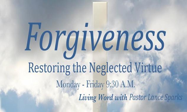 Lance Sparks-Forgiveness