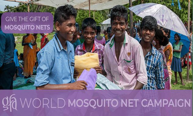 GFA Mosquito Net May 2021
