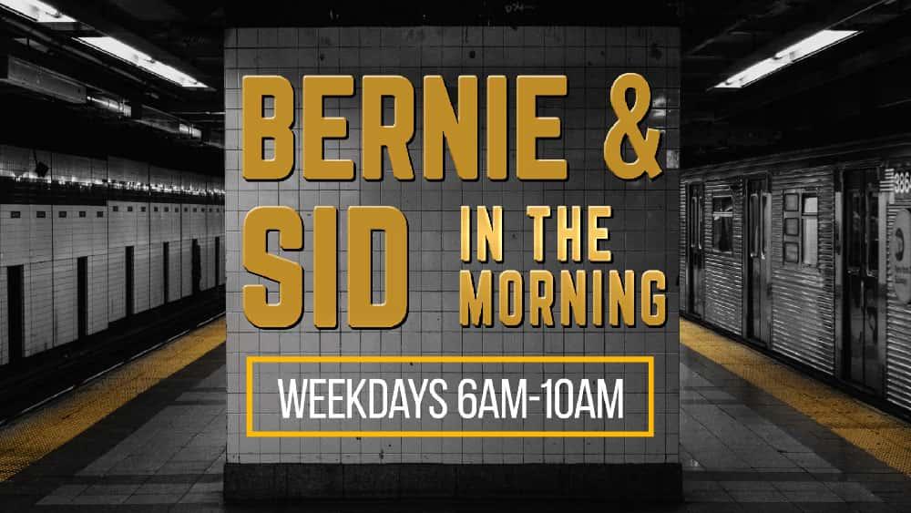 BERNIE & SID IN THE MORNING   77 WABC Radio