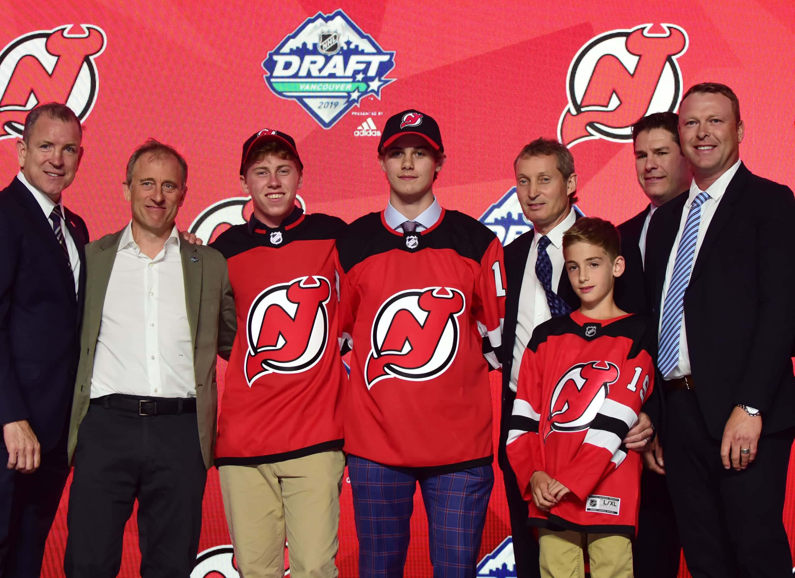 innovative design ff820 9bead NJ Devils Select US Center Hughes With 1st Pick In NHL Draft ...