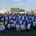Bernie & Sid softball game at MCU Park