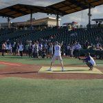 Bernie & Sid softball game at MCU Park